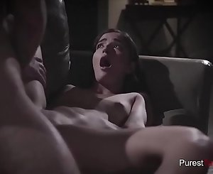 My charming uncle- fucks naive niece - Unspoiled TABOO