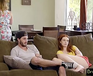 Bratty Sis - Watching TV and Caught Fucking My Step Sister S7:E4