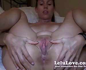 SUPER closeup asshole shots while I finger my tight wet pussy...