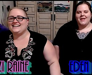 Zo Podcast X Presents The Fat Girls Podcast Hosted By:Eden Dax & Stanzi Raine Episode 1 pt 1