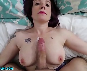 Son Blackmails Mom - Accomplish Series - Shiny Dick Films